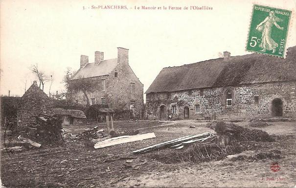Carte postale de 1900